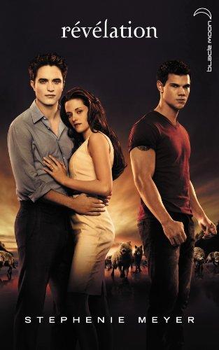 9782012023543: Saga Twilight - Tome 4 - Révélation édition tie-in (Black Moon)