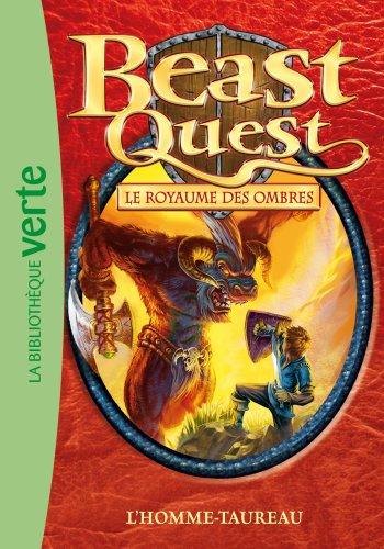 9782012023871: Beast Quest 15 - L'homme-taureau