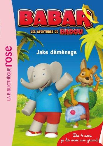 9782012023901: Babar 03 - Jake déménage