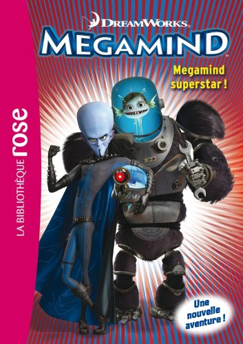 Megamind, Tome 1 (French Edition): DreamWorks