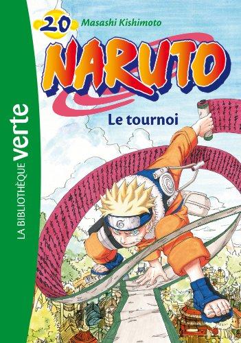 9782012024533: Naruto 20 - Le tournoi