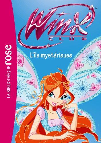 9782012025714: Winx club 41 - L'île mystérieuse