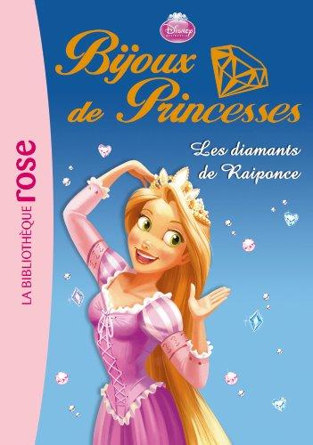 Bijoux de Princesses 04 - Les diamants: Disney, Walter Elias