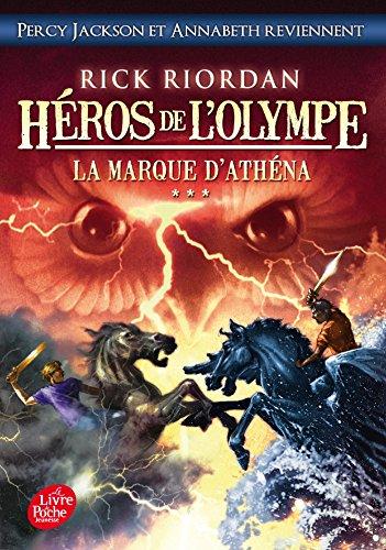 9782012031777: Héros de l'Olympe - Tome 3 - La marque d'Athéna