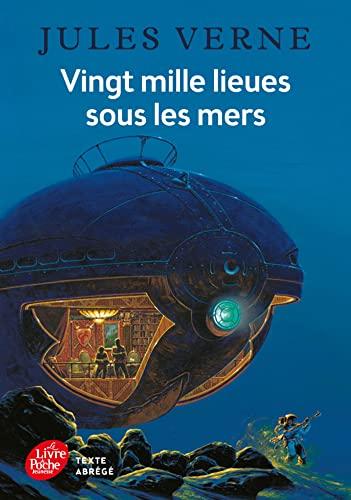 9782012031975: Vingt mille lieues sous les mers - Texte abrégé