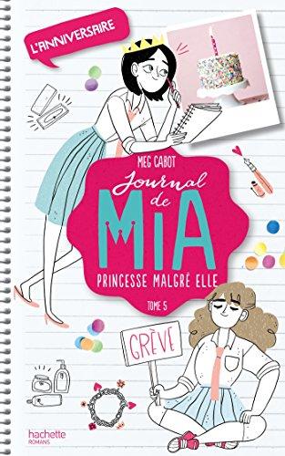 9782012035621: Journal d'une princesse - Tome 5 - L'anniversaire