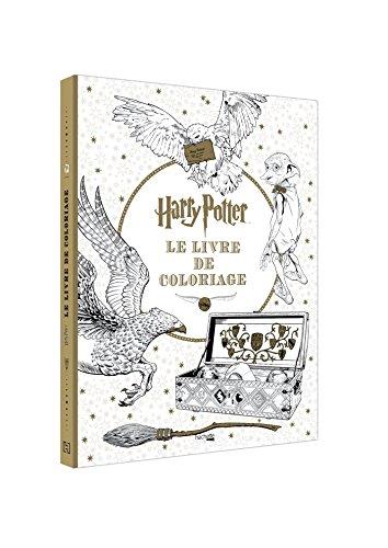 9782012036963 Harry Potter Le Livre De Coloriages The