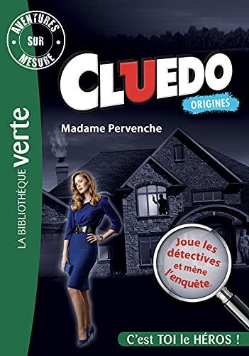 9782012041264: Aventures sur Mesure Cluedo 04 - Madame Pervenche (Bibliothèque Verte Plus)