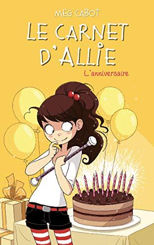 9782012043480: Le carnet d'Allie - Tome 5