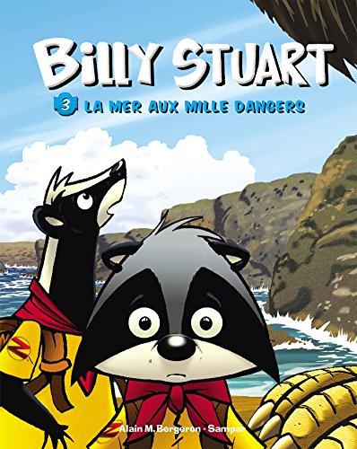 9782012044333: Billy Stuart - Tome 3 - La mer aux mille dangers (Junior)