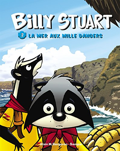 9782012044333: Billy Stuart - Tome 3 - La mer aux mille dangers