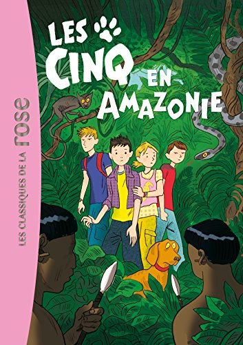 9782012044920: LES CINQ EN AMAZONIE