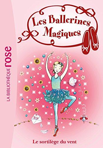 9782012045538: Les Ballerines Magiques 26 - Le sortilège du vent