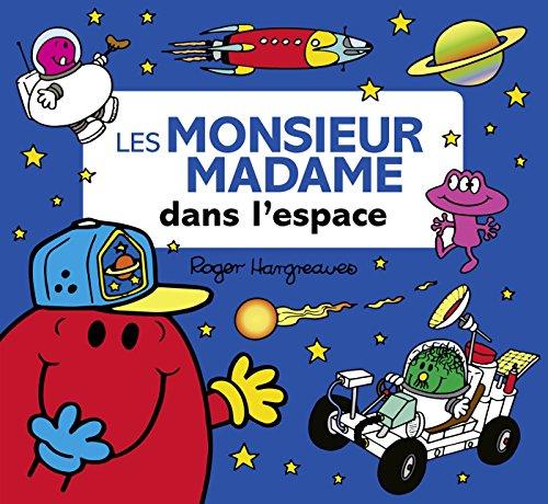 9782012045705: Les Monsieur Madame dans l'espace