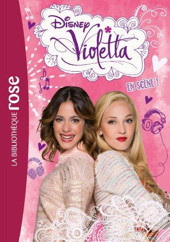 9782012047563: Violetta 08 - En sc�ne !