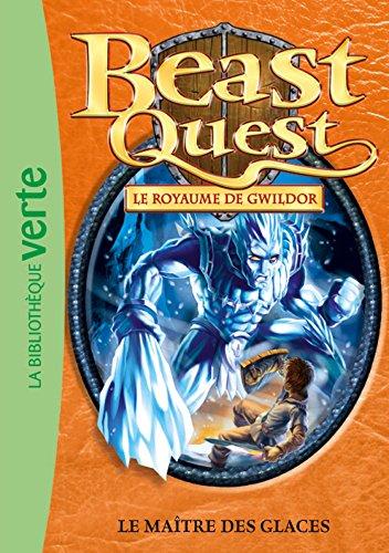 9782012047631: Beast Quest 32 - Le ma�tre des glaces
