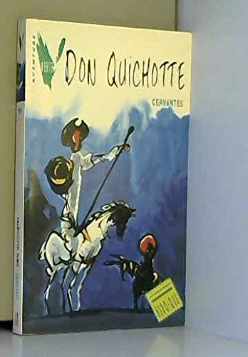 9782012094574: Don Quichotte
