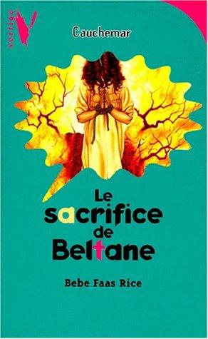 9782012098107: Vertige : Vertige cauchemar - le Sacrifice de Beltane