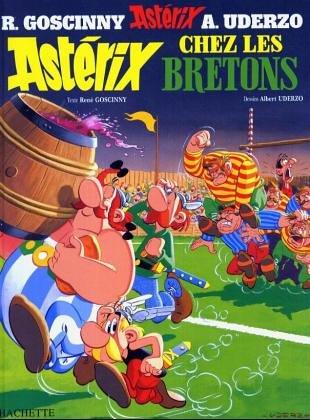 Asterix chez les Bretons: GOSCINNY, Ren  with