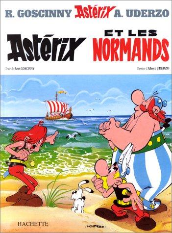 9782012100091: Astérix et les Normands