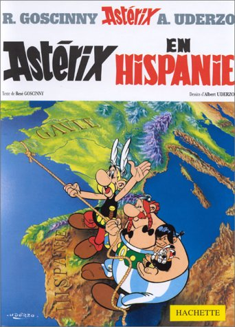 9782012100145: Asterix En Hispanie (French Edition)