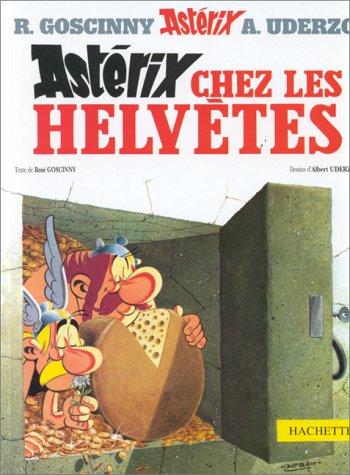 Asterix chez les Helvetes: Goscinny, Rene
