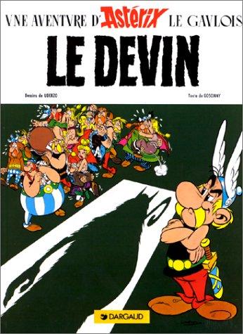 9782012100190: Le Devin (Asterix) (French Edition)