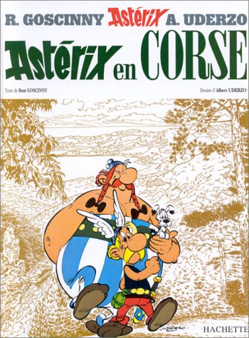 9782012100206: Asterix En Corse (French Edition)