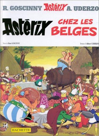 Astérix Chez Les Belges: Rene Goscinny