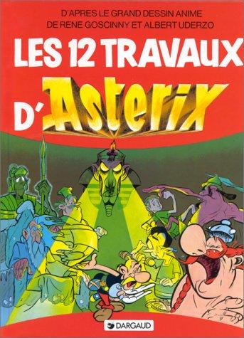 Les 12 Travaux d'Asterix: Rene Goscinny