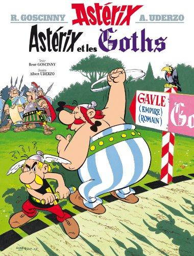 9782012101357: Astérix - Astérix et les goths - n°3 (French Edition)