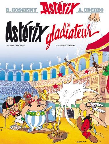 ASTERIX GLADIATEUR: GOSCINNY+UDERZO