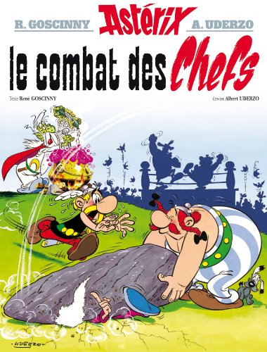 9782012101395: Astérix, Tome 7 : Le Combat des Chefs (Asterix)