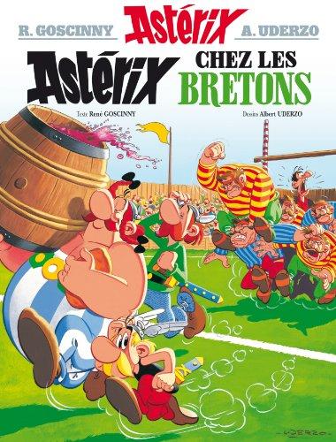 ASTERIX CHEZ LES BRETONS: GOSCINNY/ UDERZO