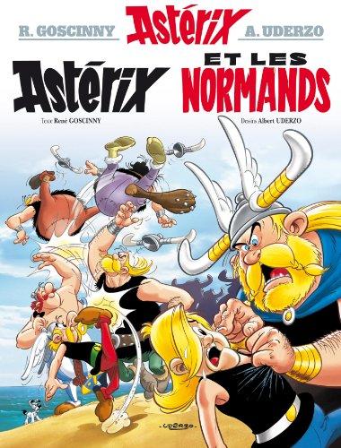 9782012101418: Asterix Französische Ausgabe 09. Asterix et les Normands