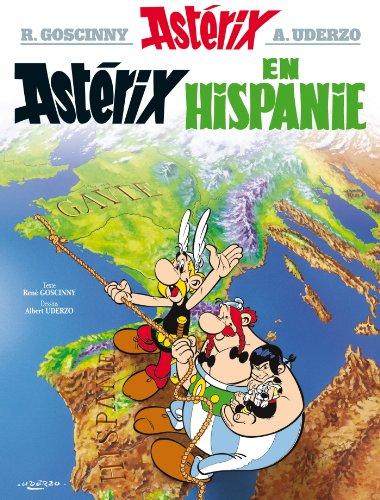 9782012101463: Asterix in French: Asterix en Hispanie