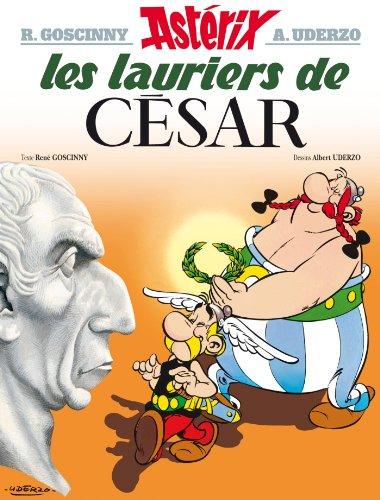 9782012101500: Astérix - Les Lauriers de César - n°18 (Asterix) (French Edition)