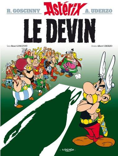 9782012101517: Le Devin (Les Aventures d'Astérix le Gaulois, Album 19) (Asterix) (French Edition)