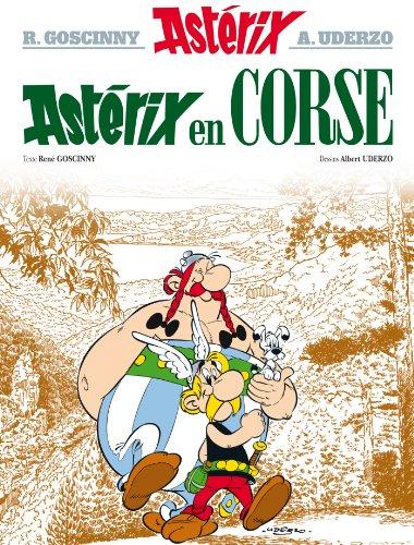 9782012101524: Astérix - Astérix en Corse - n°20 (Une Aventvre D'asterix) (French Edition)