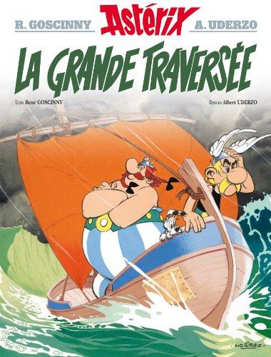 9782012101548: Asterix in French: La grande traversee