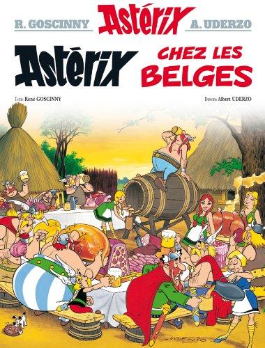 Asterix chez les Belges: Rene Goscinny