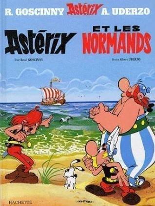 9782012101593: Astérix, Tome 9 : Astérix et les Normands