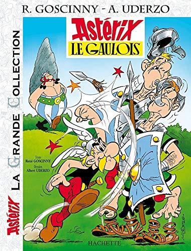 9782012101654: Astérix, Tome 1 : Astérix le Gaulois (La Grande Collection)