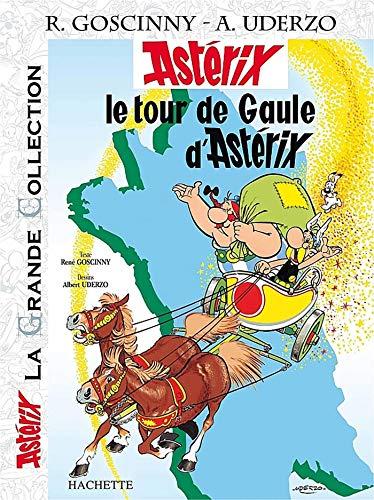 9782012101685: Astérix, Tome 5 : Le tour de Gaule d'Astérix (La Grande Collection)