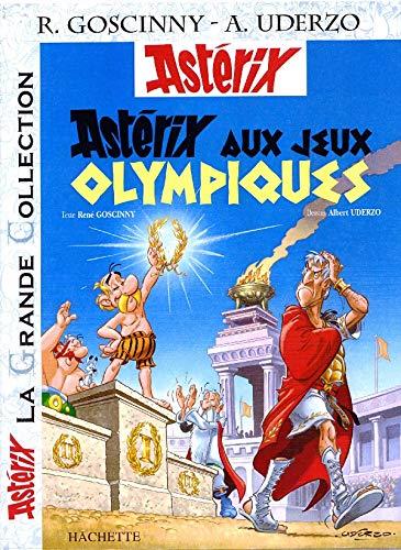 9782012101722: Astérix La Grande Collection - Astérix aux jeux olympiques - n°12 (French Edition)