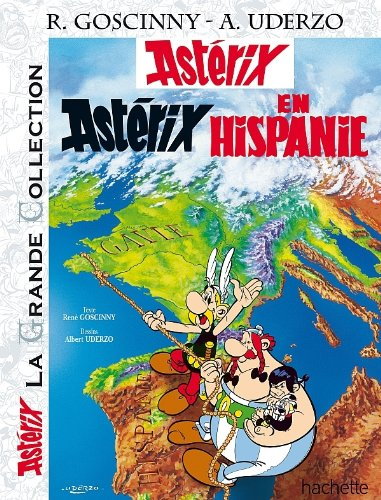 9782012101814: Astérix La Grande Collection - Astérix en Hispanie - nº14 (Astérix Grande Collection)