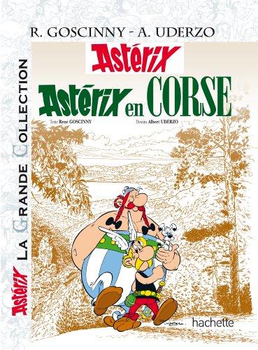 9782012101821: Asterix, la grande collection/Asterix en Corse