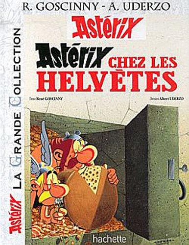 9782012101845: Astérix La Grande Collection - Astérix chez les helvètes - nº16 (Astérix Grande Collection)
