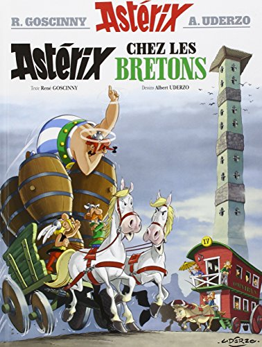 9782012101890: Asterix French: Asterix Chez Les Bretons (Edition 2012) (French Edition)
