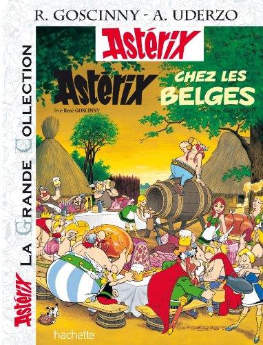 9782012101937: Astérix La Grande Collection - Astérix chez les les belges - nº24